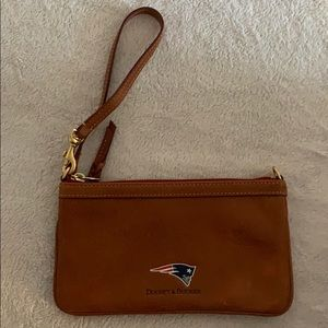 Dooney & Bourke Patriots Wristlet